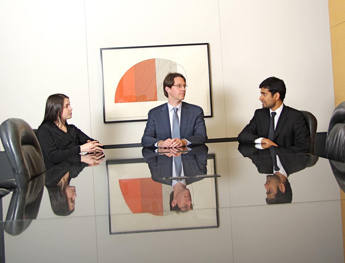Legal Team Meeting